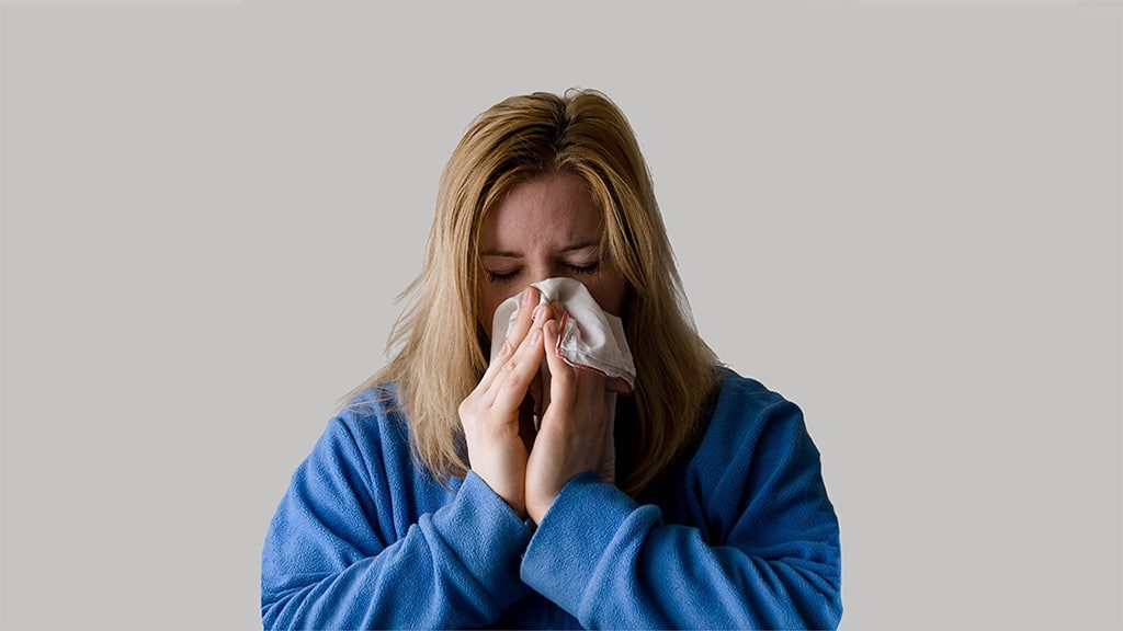 Getting Sick A Week Before Your Wedding - What You Can Do!