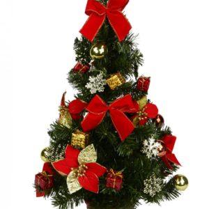 Christmas Tree Table Decor 60cmH