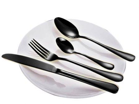 Black-Cutlery