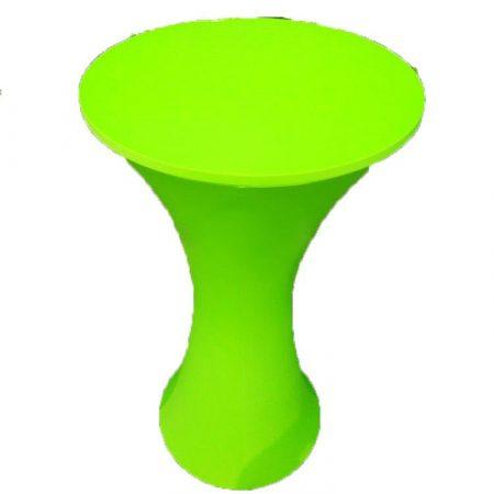 Lycra Bar Cover - Lime Green