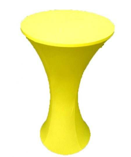 Lycra Bar Cover - Yellow