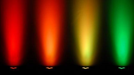 Up Light Red Orange Yellow Green